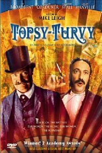 Poster van 'Topsy-Turvy' © 1999 A-Film Distributie