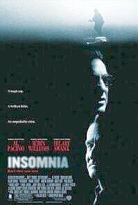 Poster van 'Insomnia' © 2002 Buena Vista International