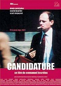 Poster van 'Candidature' © 2001