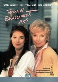 Poster van 'Terms of Endearment' © 1983