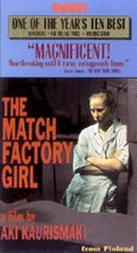 Poster van 'The Match Factory Girl' © 1989