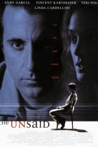 Poster van 'The Unsaid' © 2001