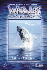 poster 'Whales' © 2002 Omniversum