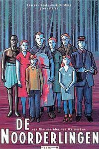poster 'De Noorderlingen' © 1992