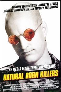 Poster 'Natural Born Killers' © 1994 Warner Bros.