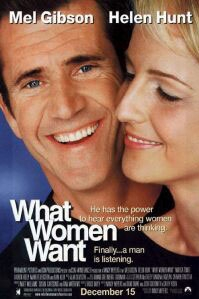 poster 'What Women Want' © 2000 Paramount Pictures