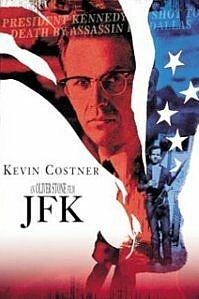 Poster van 'JFK' © 1991 Warner Bros.
