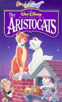 Poster van 'The Aristocats' ©) 1970 Walt Disney Pictures