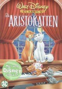 Poster van 'De Aristokatten' (c) 1970 Walt Disney Pictures