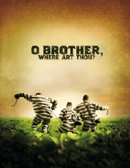 Poster 'O Brother, Where Art Thou' © 2000 UIP