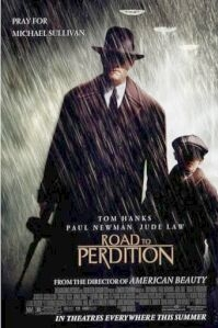 Poster van 'Road To Perdition' © 2002