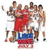 Poster van 'Like Mike' © 2002 Fox