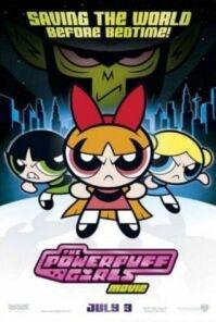 Poster van 'The Powerpuff Girls Movie' © 2002 Warner Bros.