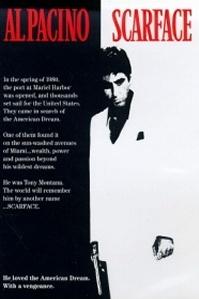 Poster van 'Scarface' © 1983