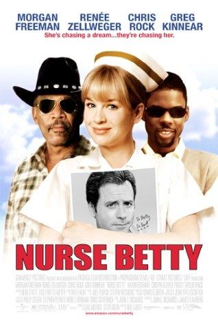 Poster 'Nurse Betty' (c) 2001 Independent Film