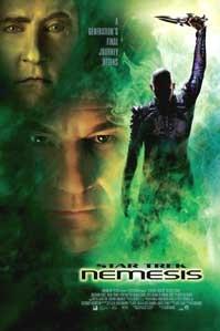 Poster van 'Star Trek: Nemesis' © 2002 UIP