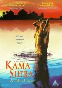 Poster van 'Kama Sutra: A Tale of Love' © 1996