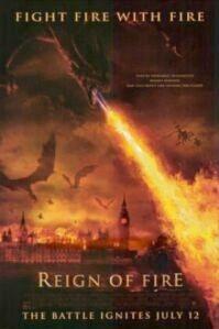 Poster van 'Reign of Fire' © 2002 BVI