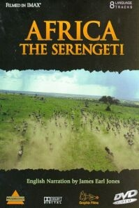 Poster van 'Africa: The Serengeti' © 1994