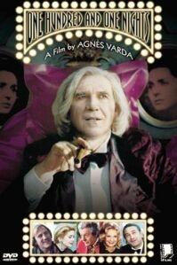 Poster van 'Les Cent et une Nuit' © 1994 Filmmuseum Distributie