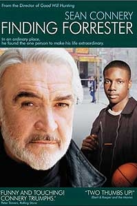 poster 'Finding Forrester' © 2001 Columbia TriStar