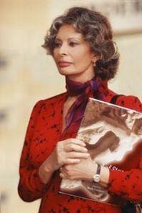 Sophia Loren in 'Between Strangers' © 2002