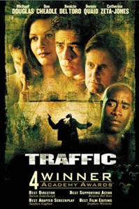 poster 'Traffic' © 2000 20th Century Fox