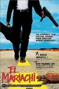 Poster van 'El Mariachi' © 1992