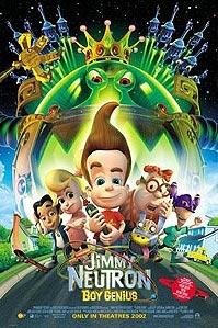 Poster van 'Jimmy Neutron: Wonderkind' © 2002 UIP