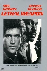 Poster van 'Lethal Weapon' © 1987