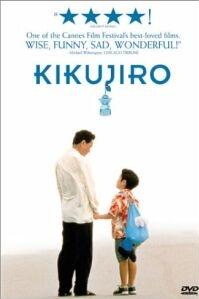 Poster van 'Kikujiro' © 1999 Nippon Herald Films