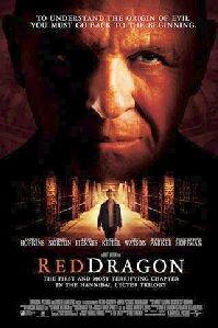 poster van 'Red Dragon' © 2002 UIP