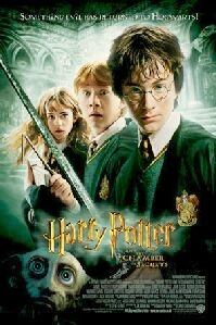 Poster 'Harry Potter and the Chamber of Secrets' © 2002 Warner Bros.