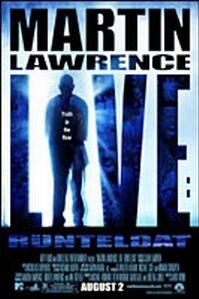 Poster van 'Martin Lawrence Live: Runteldat' © 2002