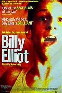 poster 'Billy Elliot' © 2000 United International Pictures (UIP)