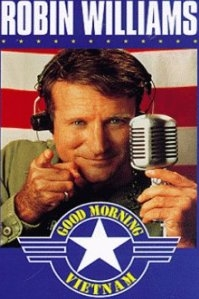 Poster van 'Good Morning, Vietnam' © 1987