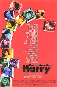 Poster van 'Deconstructing Harry' © 1997 Concorde Film