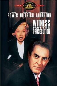 Poster van 'Witness for the Prosecution' © 2003 Filmmuseum