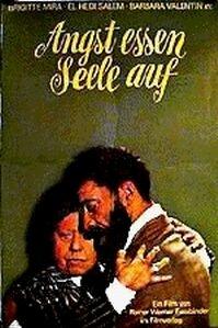 Poster van 'Angst Essen Seele Auf' © 1974