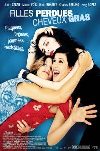 poster van 'Filles perdues, Cheveux gras'