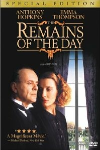 Poster van 'The Remains of the Day' © 1993