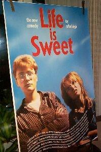Poster van 'Life is Sweet' © 1990