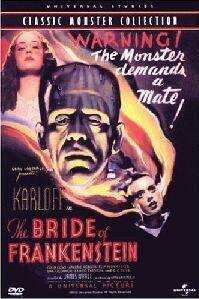 Poster van 'Bride of Frankenstein' © 1935