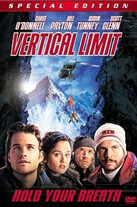 poster 'Vertical Limit' © 2000 Columbia TriStar