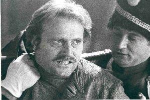 Peter Tuinman als Wiebren Hogerhuis in 'De Dream' © 1985 Tuschinski Filmdistribution