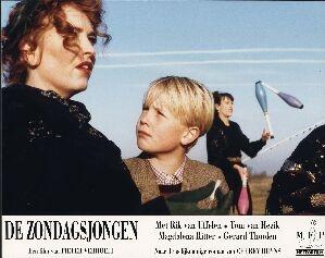Poster van 'De Zondagsjongen' © 1991