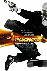 Poster van 'The Transporter' © 2002 FOX