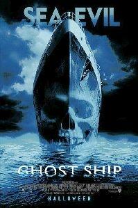 Poster van 'Ghost Ship' © 2002 Warner Bros.