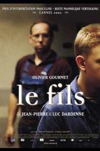 Poster van 'Le Fils' © 2003 Filmmuseum
