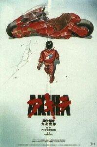 Poster van 'Akira' © 2001